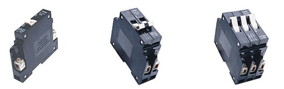 Mini Circuit Breaker of Hydraulic Magnetic MCB